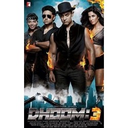 Dhoom:3 DOUBLE DVD COLLECTOR