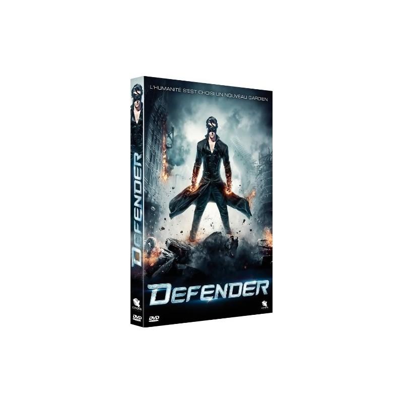 DEFENDER (Krrish 3) DVD Collector
