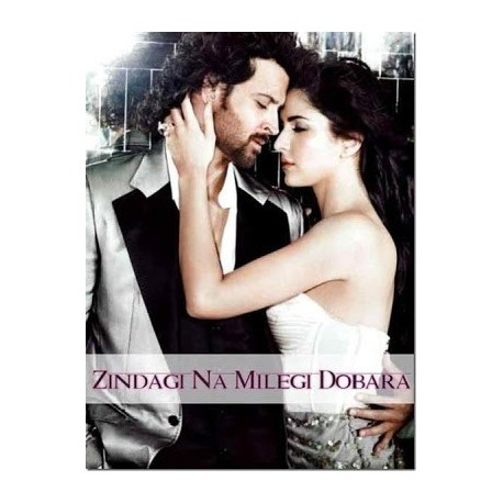 Zindagi Na Milegi Dobara  DVD Collector