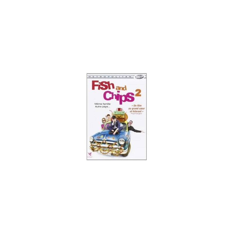 Fish and Chips 2 DVD Collector