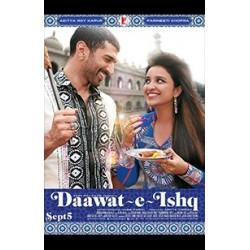 Daawat -e- Ishq dvd