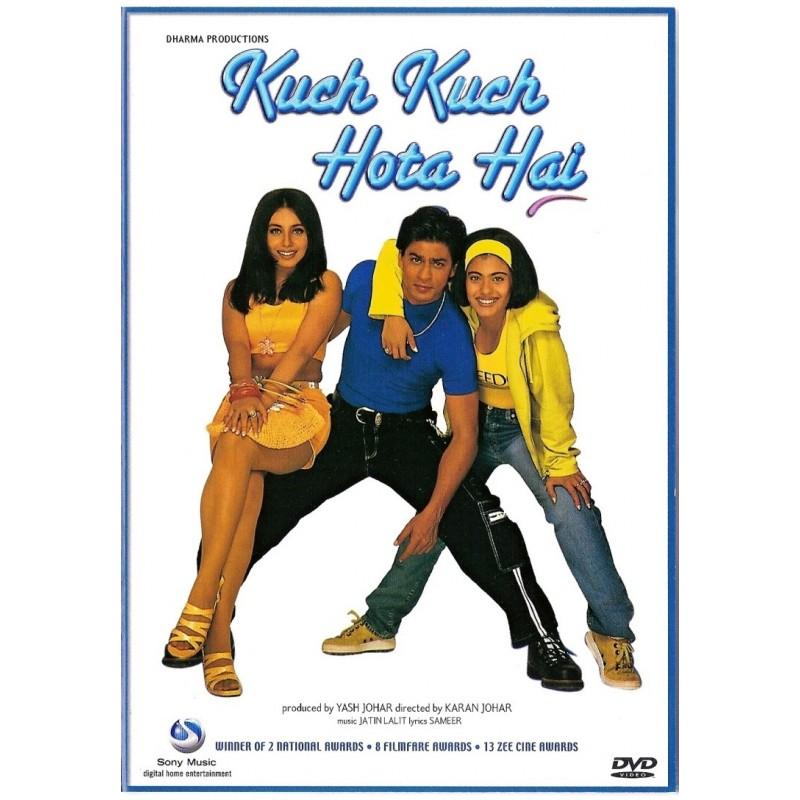 Kuch Kuch Hota Hai  DVD Collector