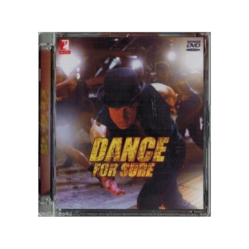 Dance For Sure DVD CLIPS