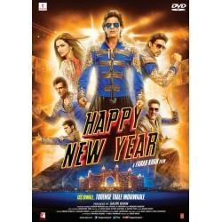 Happy New Year  dvd