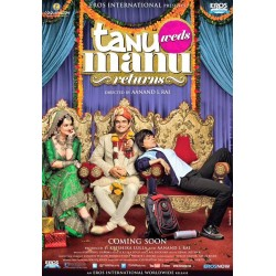 Tanu Weds Manu Returns DVD