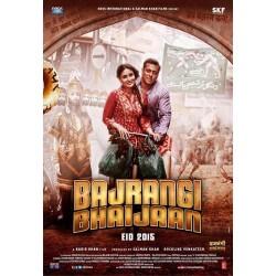Bajrangi Bhaijaan DVD