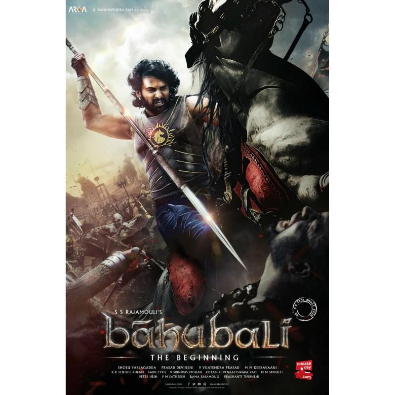Baahubali DVD