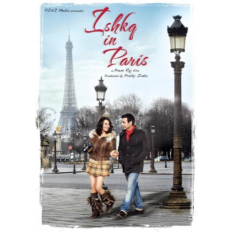 Ishkq in Paris DVD