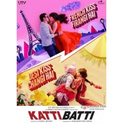 Katti Batti DVD