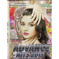 Advance Hits 2015 DVD CLIPS