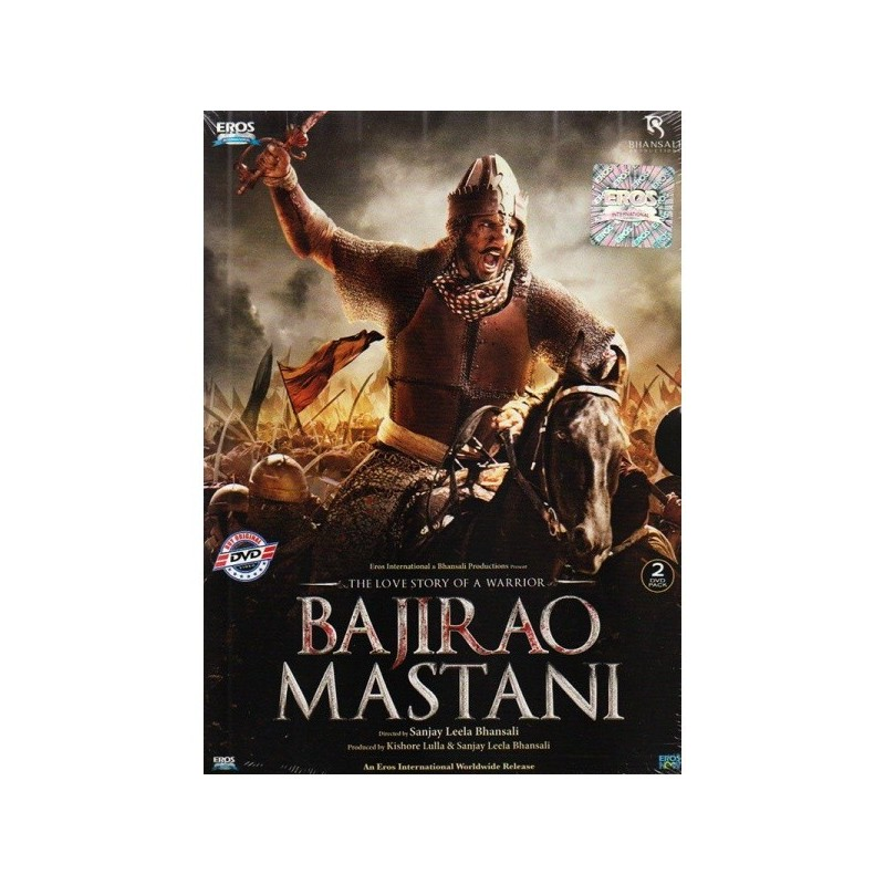Bajirao Mastani 2 DISC SET