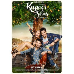 Kapoor & Sons DVD COLLECTOR