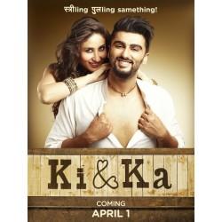Ki & Ka DVD