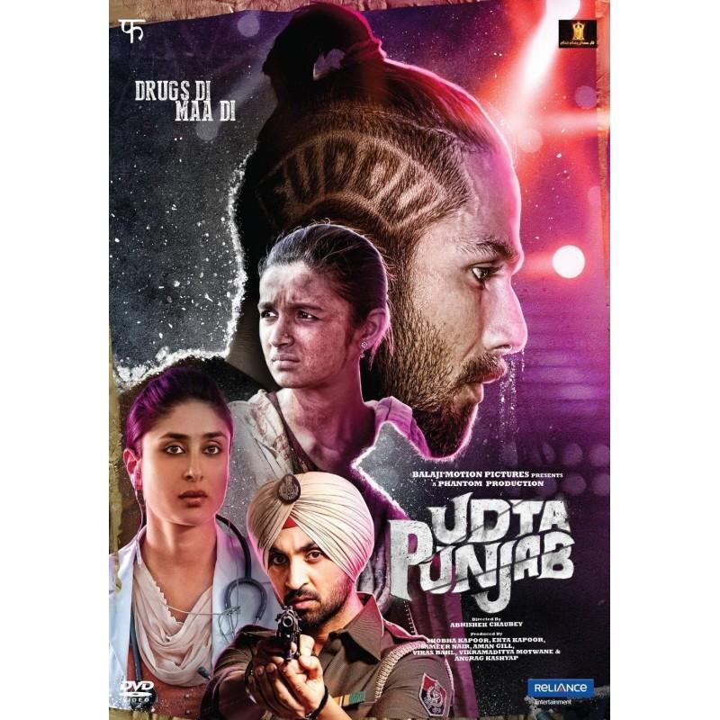 Udta Punjab - 2 DISC SET