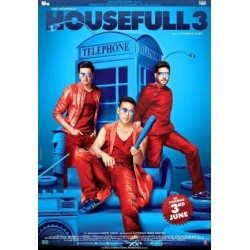 Housefull 3 - DVD