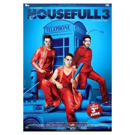 Housefull 3 - DVD