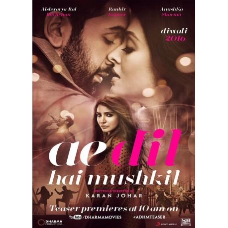 Ae Dil Hai Mushkil DVD Collector