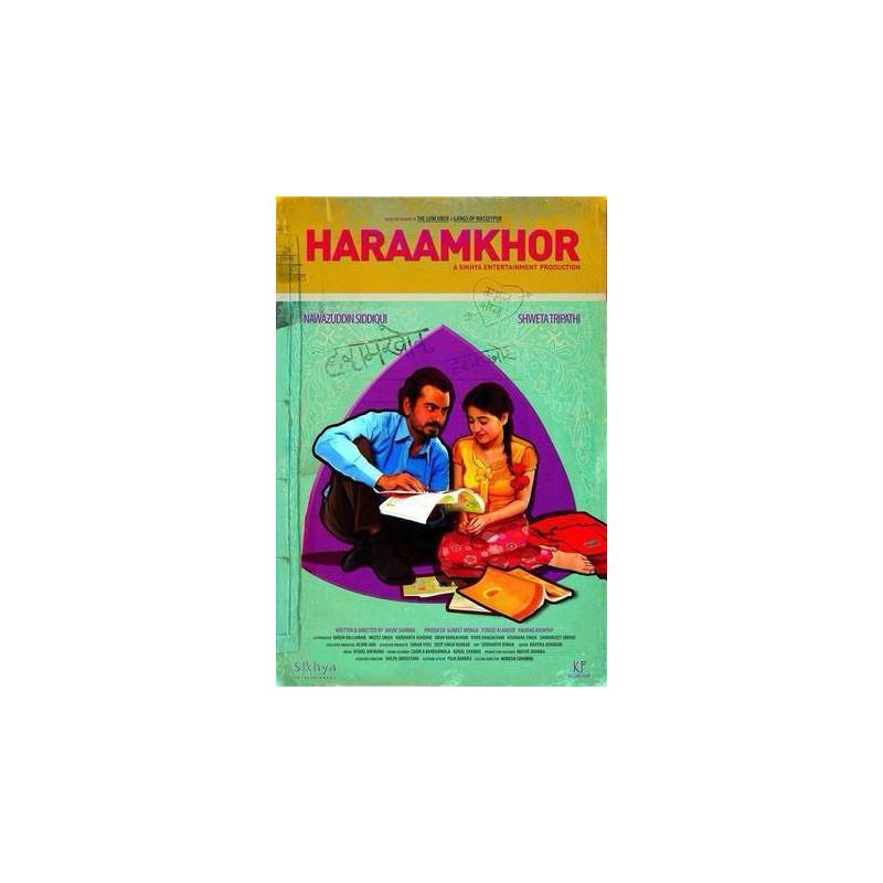 Haraamkhor DVD