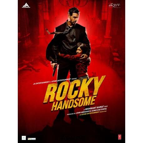 Rocky Handsome DVD