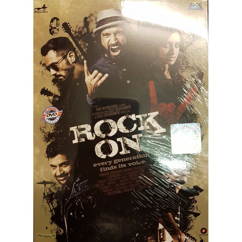 Rock On!! 2 - DVD Collector