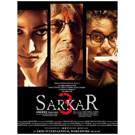 Sarkar 3 - DVD
