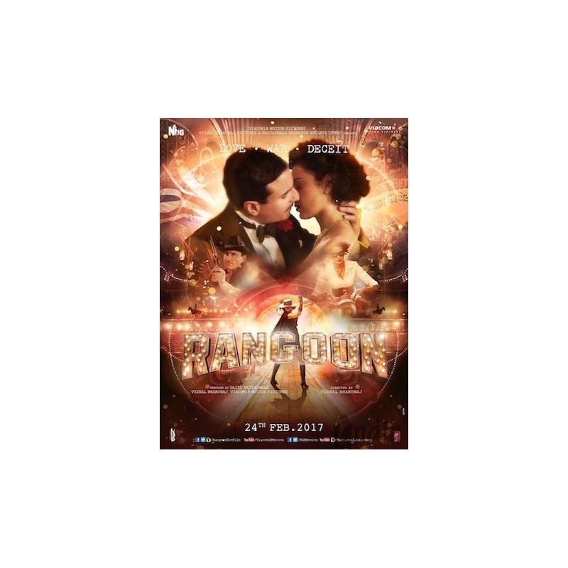 Rangoon DVD