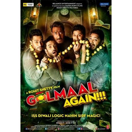 Golmaal Again DVD Collector