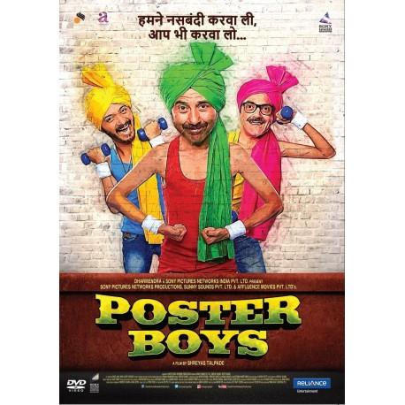 Poster Boys DVD COLLECTOR