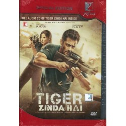 Tiger Zinda Hai (Bon stfr) 2 DISC SET
