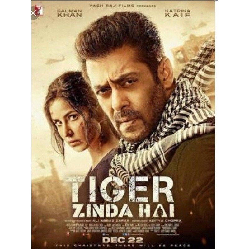 Tiger Zinda Hai (Bon stfr) 2 DISC SET