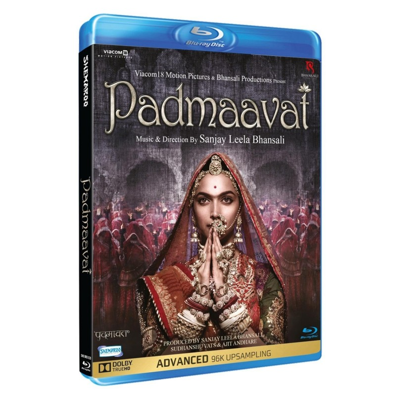 Padmaavat 2 DISC SET