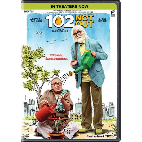 102 Not Out DVD