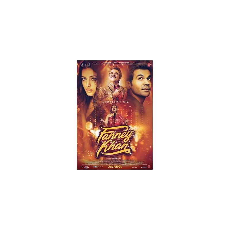Fanney Khan DVD