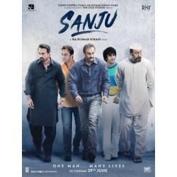 Sanju DVD