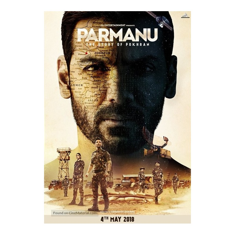 Parmanu: The Story of Pokhran - DVD