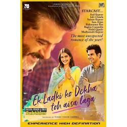 Ek Ladki Ko Dekha Toh Aisa Laga DVD