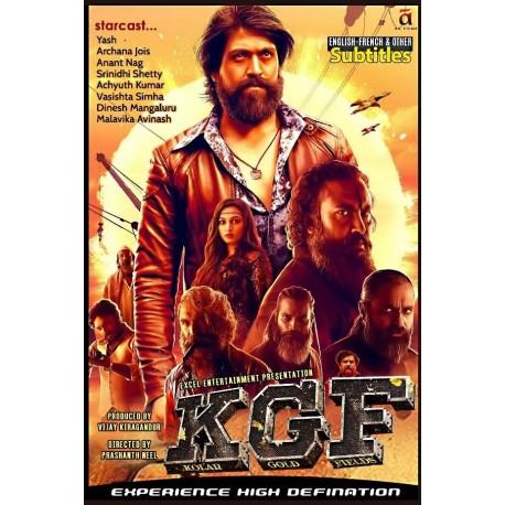 K.G.F: Chapter 1 - DVD