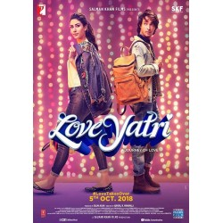 Love Yatri DVD