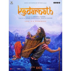 Kedarnath DVD