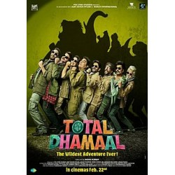 Total Dhamaal DVD