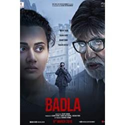 Badla (2019) DVD