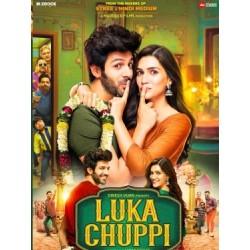 Luka Chuppi DVD