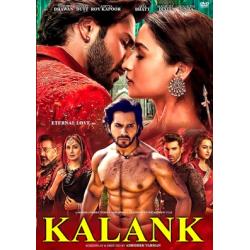KALANK DVD