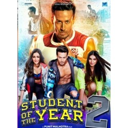 Student of the Year 2 - DVD