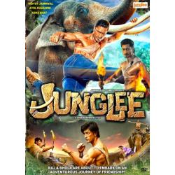 Junglee (2019) DVD