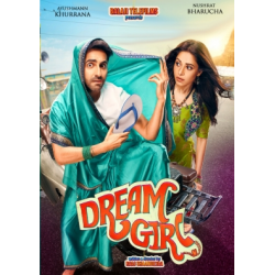 Dream Girl (2019) DVD