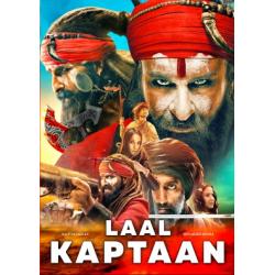Laal Kaptaan DVD