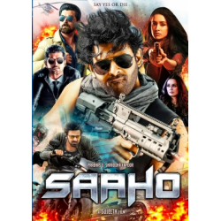 Saaho DVD