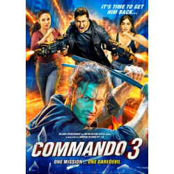 Commando 3 -DVD