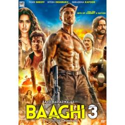 baaghi 3 - dvd